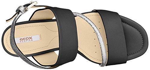 Vestir Para Audalies De Marca Mujer High Geox Geox Sandalias Negro Sand Color Negro D Modelo Mujer 5wxEACUq