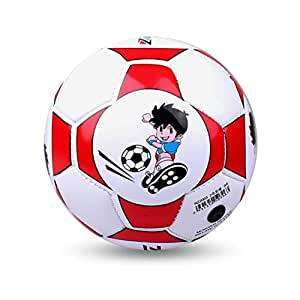 Fantasyworld Tamaño Oficial 2 Standard PU balón de fútbol ...