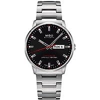 Mido Commander II Automatic Black Dial Men's Watch