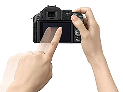 Panasonic DMC-G5 16 MP Compact System Camera with 3-Inch LCD