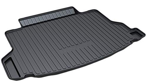 Kaungka Cargo Liner Rear Cargo Tray Trunk Floor Mat Waterproof Protector for 2012 2013 2014 2015 2016 Honda CRV ()