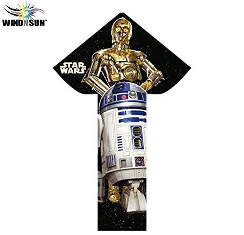 Star Wars (R2-D2 & C3PO) Breezy Flyer