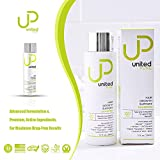 United Pure Hair Growth Support Shampoo, 2X 12Oz