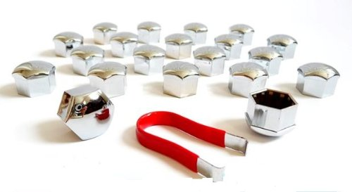 Chrome Lug Nut - 5