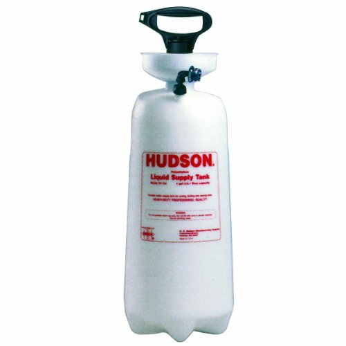 Hudson Tank Sprayer - Hudson 91134 Industro Poly Water Supply Tank 3.5 Gal