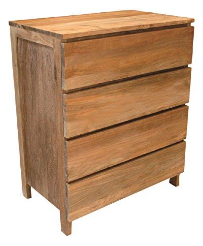 NES Furniture Nes Fine Handcrafted Furniture Solid Teak Wood Rachel Dresser - 40