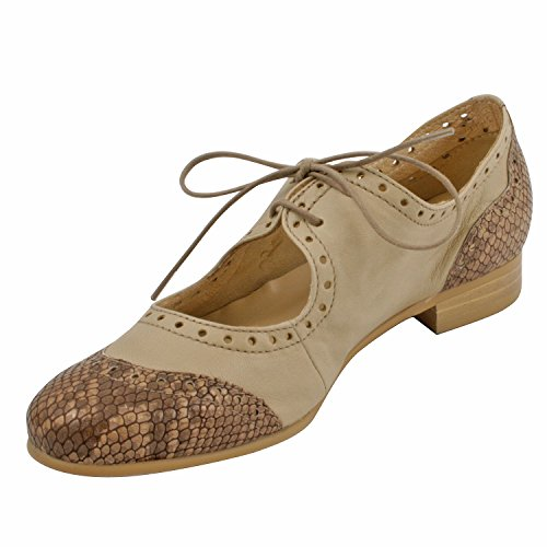 Exclusif Paris Jennie, Chaussures femme Derbies