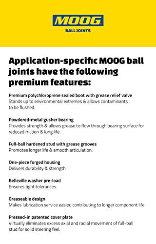 Moog K7467 Ball Joint by Moog (Image #2)