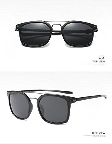 UV C1 Mujer Hombre De Protección Polarizadas para Gafas 400 Aviator C2 para Sol wqXPzn1xC