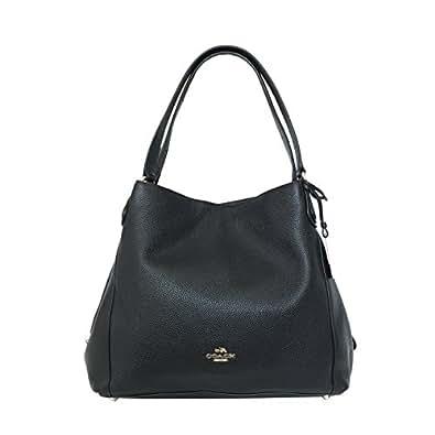 Coach Pebbled Leather Edie 31 Shoulder Bag F36464