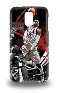 Cute Tpu NBA Brooklyn Nets Vince Carter #15 3D PC Case Cover For Galaxy S5 ( Custom Picture iPhone 6, iPhone 6 PLUS, iPhone 5, iPhone 5S, iPhone 5C, iPhone 4, iPhone 4S,Galaxy S6,Galaxy S5,Galaxy S4,Galaxy S3,Note 3,iPad Mini-Mini 2,iPad Air )