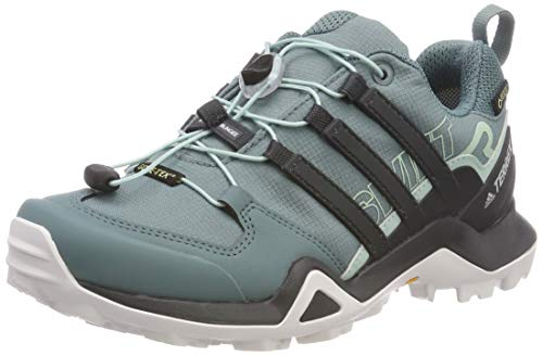 para Terrex Mujer 0 Adidas Zapatillas Green R2 Raw Cross Ash W GTX Carbon Green de Swift Verde Fwd8wqrR