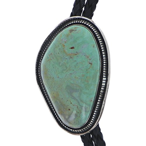 Sterling Silver 925 Campitos Turquoise Bolo Tie Bolos