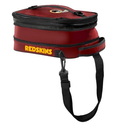 UPC 887849446127, NFL Washington Redskins Expandable Lunchbox