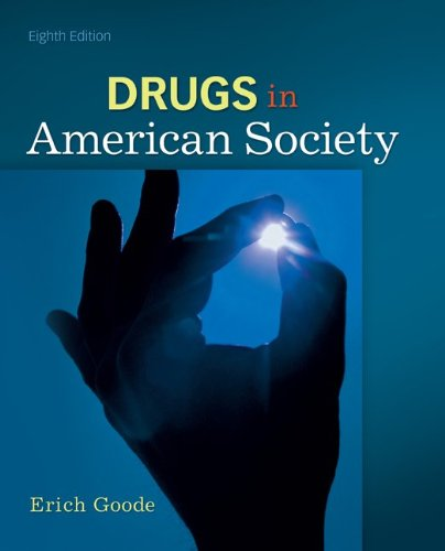 Drugs in American Society by McGraw-Hill Humanities/Social Sciences/Languages