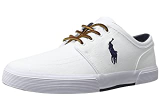 Men's White Sneakers