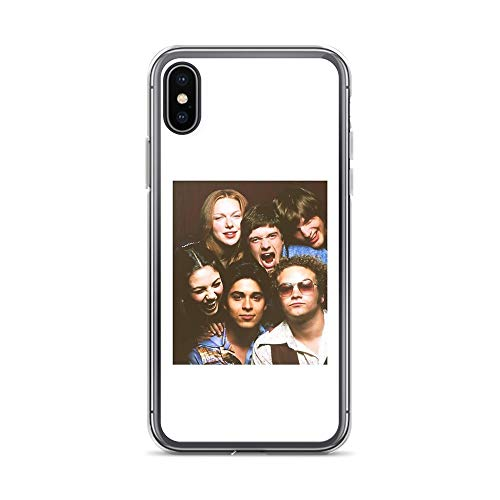 iPhone X/XS Pure Clear Case Cases Cover That '70s Show Cast