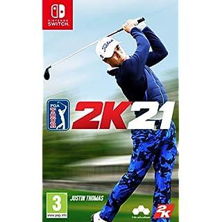 PGA Tour 2K21 (Nintendo Switch)