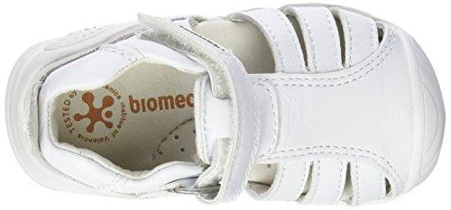 Biomecanics 162142-B - Sandalias para niños Blanco (Sauvage)
