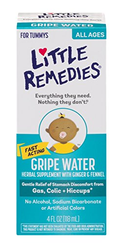 Little Remedies Gripe Water 4 oz