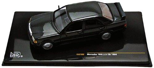 ★ イクソモデル (1/43) メルセデス・ベンツ 190E 2.3 16V 84 ブラック(CLC188)の商品画像