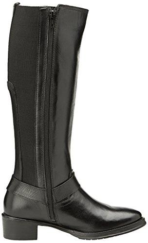 Initiale Indecis, Stivali da Equitazione da Donna Nero (Noir)