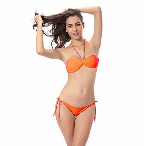 ALGO - Conjunto - para mujer naranja