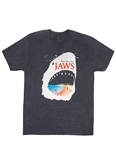 Out of Print Jaws Unisex T-Shirt Medium