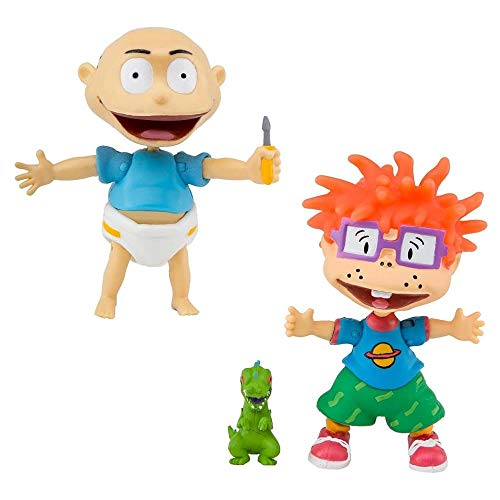 Jazwares Rugrats 3-Inch Action Figure with Accessories Figure Set