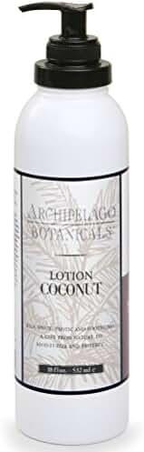 Archipelago Botanicals Coconut Lotion - 18 Fl Oz