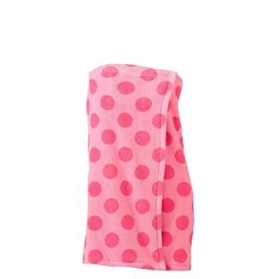 SO Juniors/Womens' Plush Shower Wrap