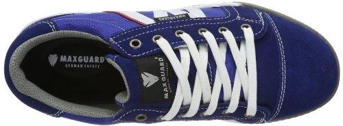 Maxguard SINCLAIR 900233 Unisex-Erwachsene Sicherheitsschuhe Blau (blau)