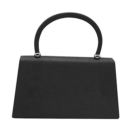 Wocharm 2 Prom Clutch Handbag Luxury Black Bag velvet Ladies New Brand Bridal Pleated Evening Suede Womens Party aqwnSaO8r