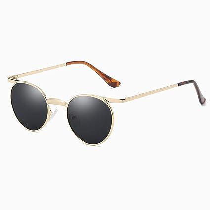 Gafas De Sol, Marco Redondo Polarizado, Gafas De Sol Vintage ...