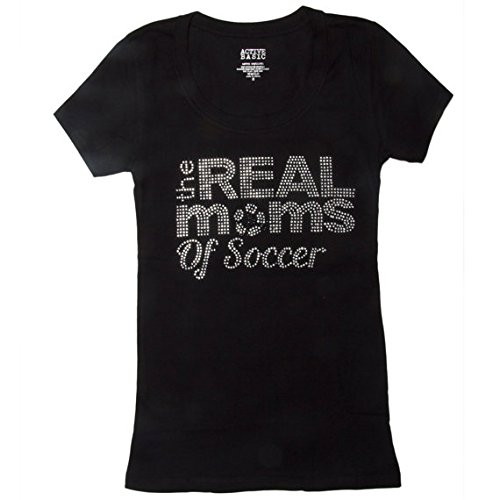 99667fef1c34d Amazon.com: Soccer Mom Shirts - The Real Moms of Soccer Shirt ...