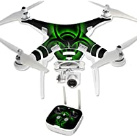 Skin For DJI Phantom 3 Professional – Bio Glare | MightySkins Protective, Durable, and Unique Vinyl Decal wrap cover | Easy To Apply, Remove, and Change Styles | Made in the USA