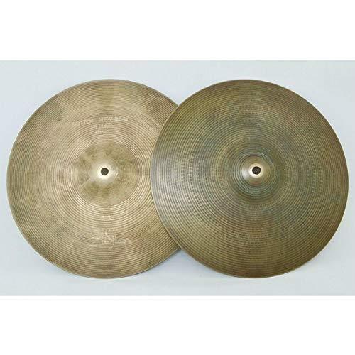 【在庫あり/即出荷可】 Zildjian ジルジャン/New Beat Beat 14'' Zildjian Hihat Hihat Top&Bottom B07JYSN8FK, アイラグン:20a50cb8 --- sabinosports.com