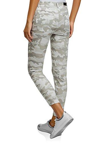 Media Jeans Oodji Ultra Vita Verde A 6660o Skinny Donna EE7qwYO