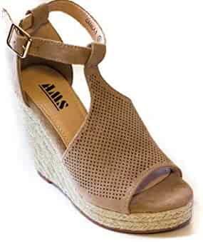 955047022fb Shopping Platforms   Wedges - Sandals - Shoes - Women - Clothing ...
