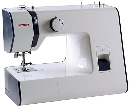 Necchi EV7 Mechanical Sewing Machine with Exclusive Bonus Bundle