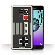 STUFF4 Phone Case / Cover for Samsung Galaxy A5 (2016) / Nintendo Classic Design / Games Console Collection