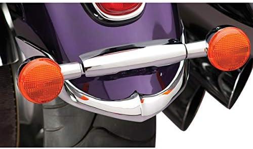 National Cycle Cast Front Fender Tip Set for 04-09 Honda VTX1300C