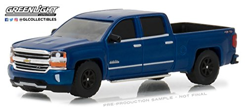Special Display Edition (Greenlight 1:64 Hobby Exclusive High Country Special Edition Deep Ocean Blue Diecast Vehicles)