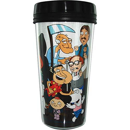 Family Guy Cast Travel Mug