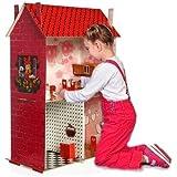 Barbie Bebek İçin Oyuncak Evi oyun seti