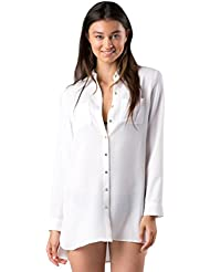 Mott50 Womens Josie Button Down Shirts