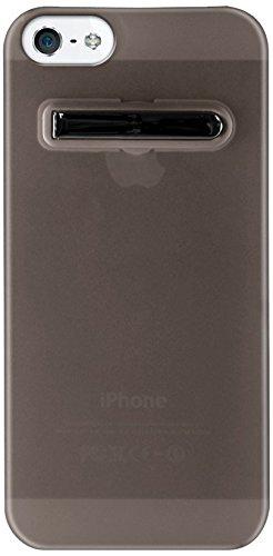 Katinkas KATIP51183 Soft Cover für Apple iPhone 5 Stand schwarz