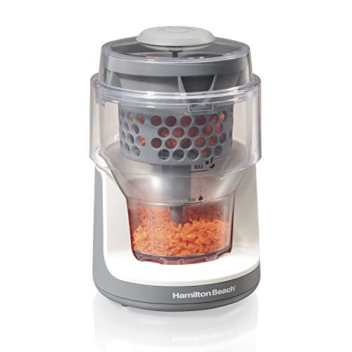 Hamilton Beach SmartChop Chopper (72950) (Onion Progressive Food Chopper)