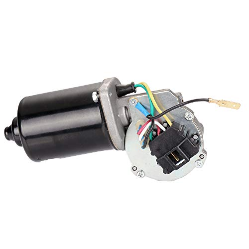 ROADFAR Windshield Wiper Motor Replacement fit for 1997-1999 Dodge Ram 1500 2500 3500,55076549AC,620-00826,85-3000