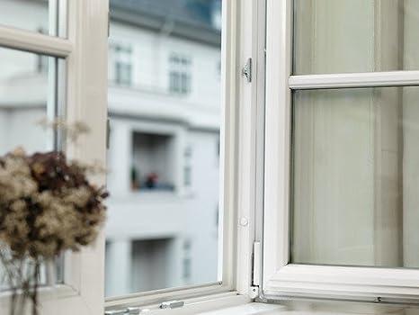 Ferment les colonnes des portes et fen/êtres 6/m Joints premium tesamoll/® en silicone souples 2/pi/èces Transparents